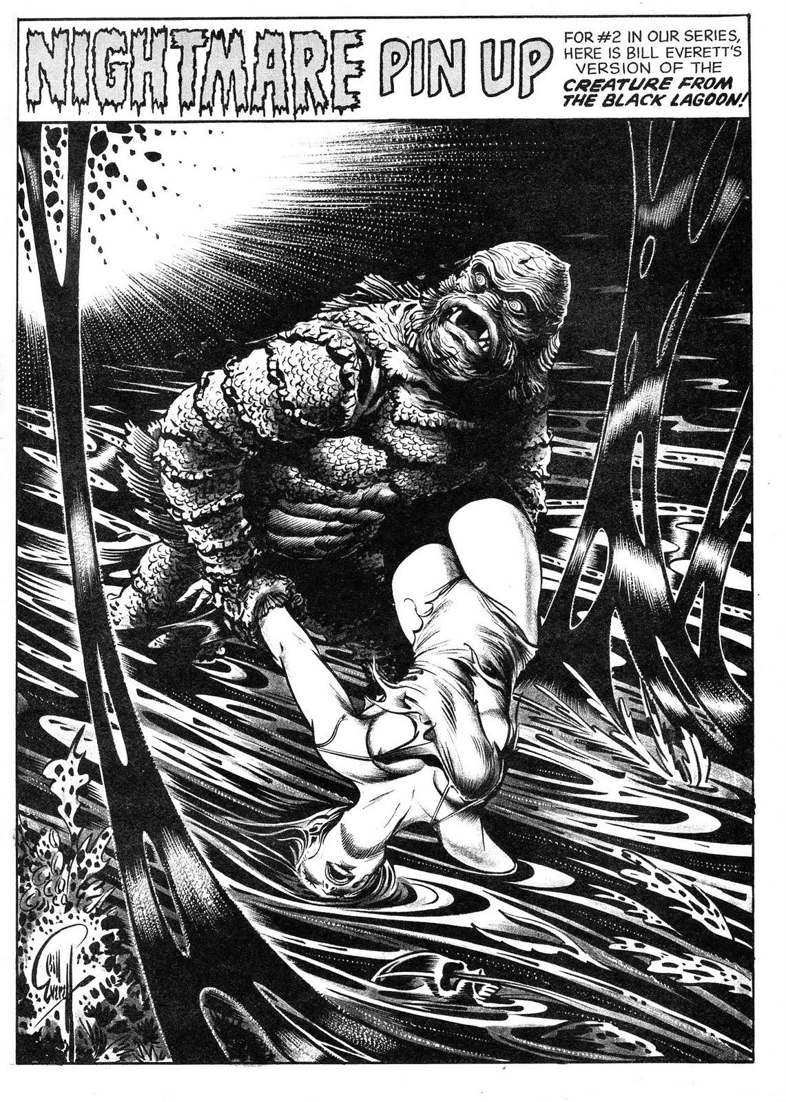 La Créature Du Lagon Noir : créature, lagon, Retour, Créature, Lagon, Journal
