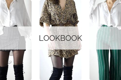 Lookbook tendance cet hiver avec des cuissardes