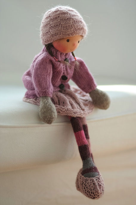 Peperuda doll's
