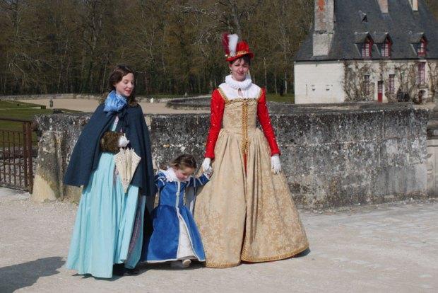 Adèle, Lola et Vanessa