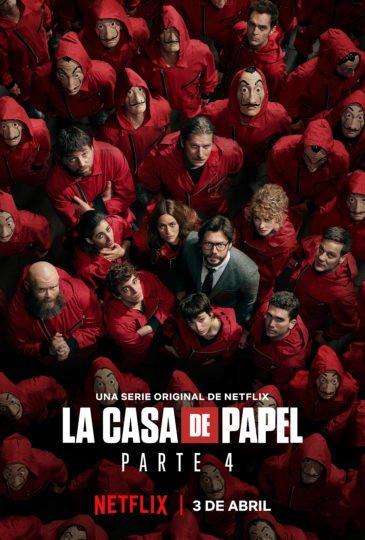 La Casa De Papel Saison 4 Streaming : papel, saison, streaming, Critique], Papel, Saison, Syndrome, Prison, Break, Journal