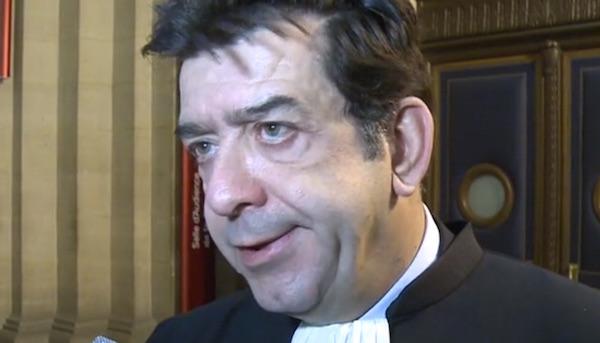 Grégoire Lafarge, avocat et professeur à l'école de formation professionnelle des Barreaux de la Cour d'Appel de Paris (EFB)
