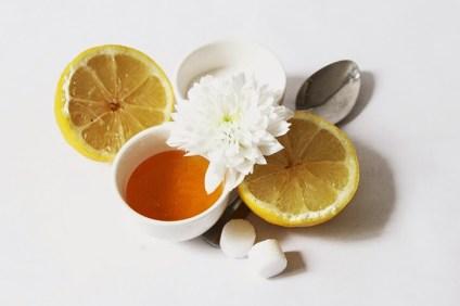 Citron Gingembre - DIY : gommage au sucre et à l'huile de coco