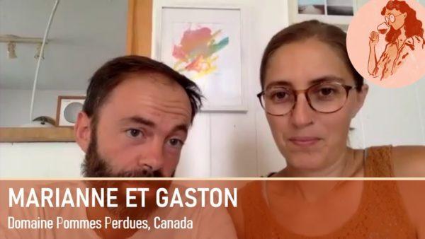 CANADA : Pommes Perdues ¦ cidriculteurs au Québec