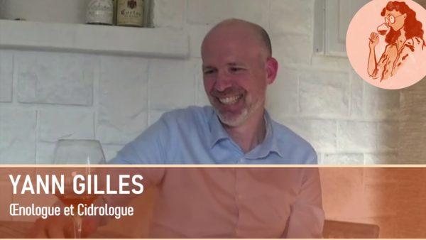 Yann Gilles, cidrologue, ou l'oenologue du cidre