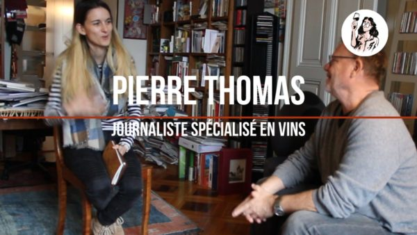 Pierre Thomas – Journaliste spécialisé du vignoble et du vin suisse