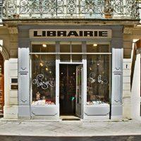Photo librairie teissier a Nimes revendeur journal du sommelier cidre