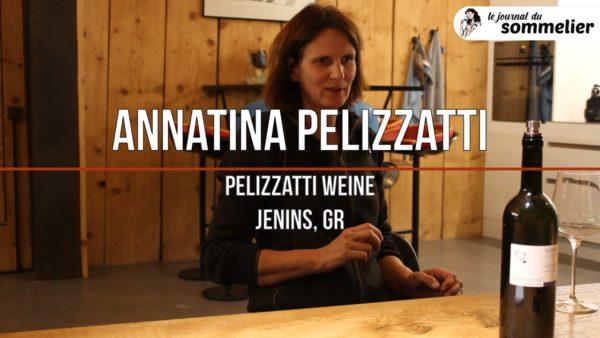 Dans les Grisons avec Annatina Pelizzatti