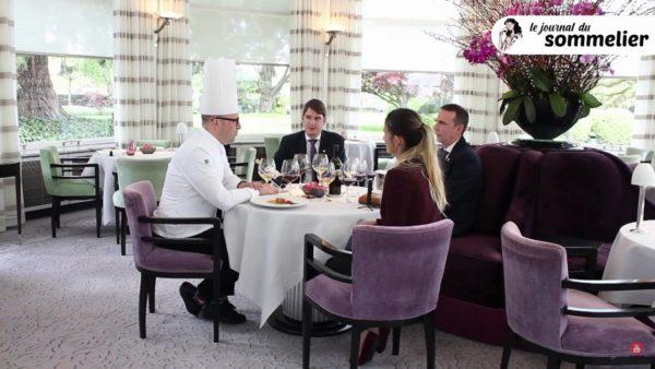 Accords met et vins suisses au Restaurant Pavillon