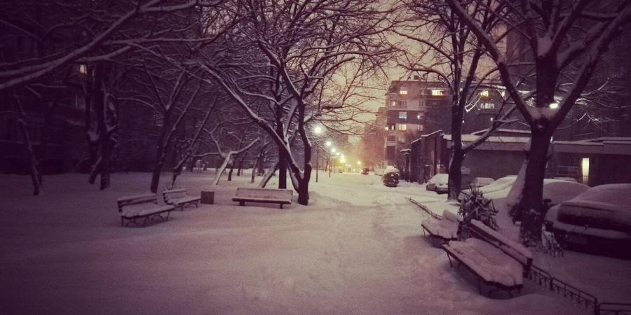 Winter in Plovdiv