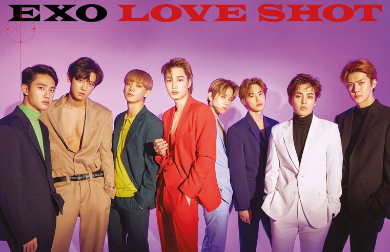 [Album Review] EXO – Love Shot (2018)