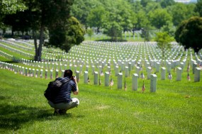 Memorial Day 2015 Arlington National Cemetery Jordan Bush Photography_10