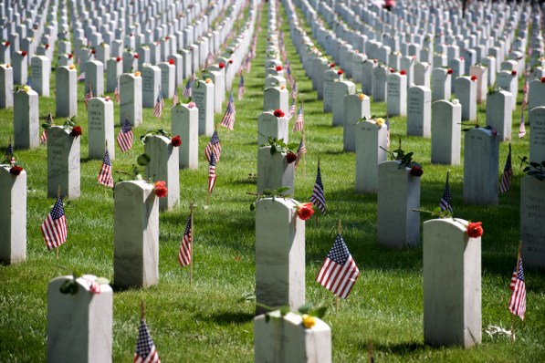 Memorial Day 2015 Arlington National Cemetery Jordan Bush Photography_19