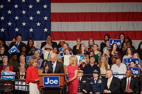 Vice President Joe Biden Jill Welcome Home Wilmington Delaware Politics Jordan Bush Photography_57
