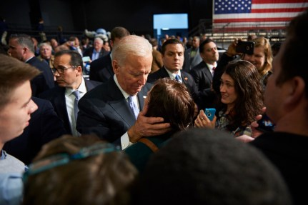 Vice President Joe Biden Jill Welcome Home Wilmington Delaware Politics Jordan Bush Photography_60