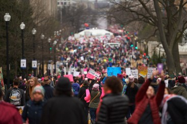 's March on D.C. 2017 Photographs Politics Rights Jordan Bush Photography_30