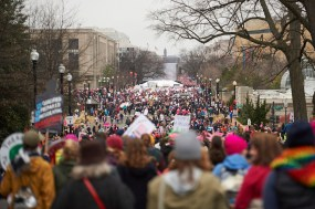 's March on D.C. 2017 Photographs Politics Rights Jordan Bush Photography_32