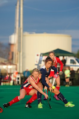Lancaster U.S. Women's National Field Hockey Olympic Team Spooky Nook Game