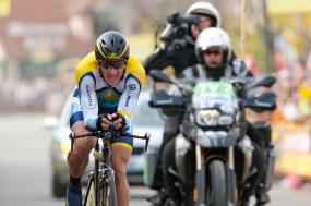 Time Trial Lance Armstrong Pro Cycling Amgen Tour of California Race