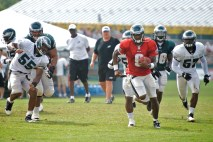 Philadelphia Pa Eagles NFL Pro Football training camp sports