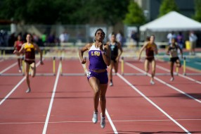 LSU Track & Field Athletes Sports Tigers
