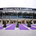 VW Halle Braunschweig (Bild: Pressefoto)