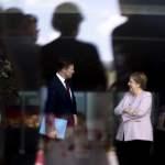 Angela Merkel Steffen Seibert DEU Deutschland Germany Berlin 18 06 2019 Steffen Seibert Regier