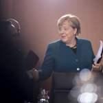 Maas, Scholz, Merkel, Kabinett – GroKo Halbzeitbilanz DEU, Deutschland, Germany, Berlin, 06.11.2019 Heiko Maas, Bundesau