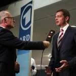 Thüringen Landtagswahl 27.10.2019 , Erfurt, Thüringer Landtag, Landtagswahl im Bild: Fraktionsvorsitzender Mike Mohring