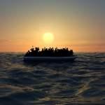 Flüchtlinge Boote