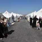 Flüchtlinge Syrien Lager