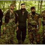 Басаев Хангошвили и полевые командиры 9
