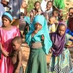 Afrika Bevölkerung Kinder