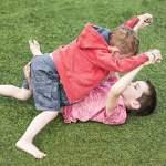 Kinder, Prügelei