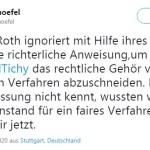 Joachim Steinhöfel (Bild: Twitter)