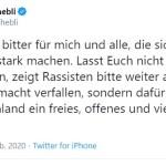 Chebli (Bild: Twitter)