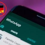 WhatsApp entfernt die Deutschlandflagge (Bild: shutterstock.com)