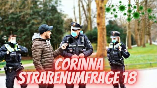 Corinna Straßenumfrage 18; Bild: Startbild Youtube