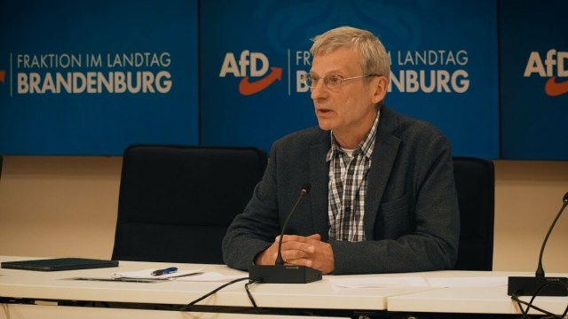 Befragung von RKI-Chef Wieler im Corona-Untersuchungsausschuss | Dr. Christoph Berndt - Lars Hünich; Bild: Startbild Youtube