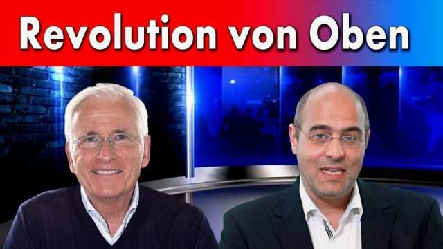 Das ist Revolution von Oben!   Peter Boehringer; Foto: Startbild Youtube