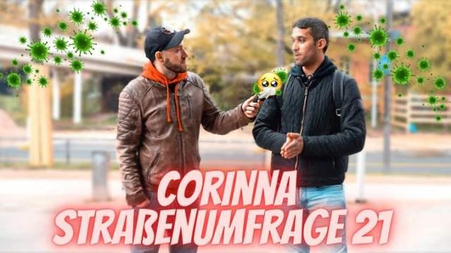 Corinna Straßenumfrage 21; Bild; Startbild Youtube