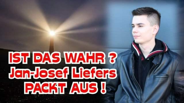 Ist das wahr? Jan-Josef Liefers packt aus!; Bild: Startbild Youtube