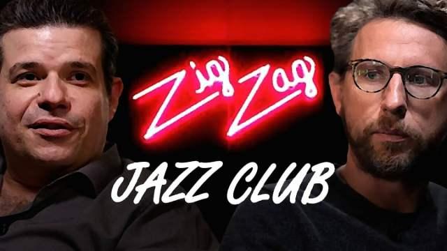 Unterstützt den ZigZag Jazz Club in Berlin - Dimitris Christides im Gespräch; Bild: Startbild Youtube