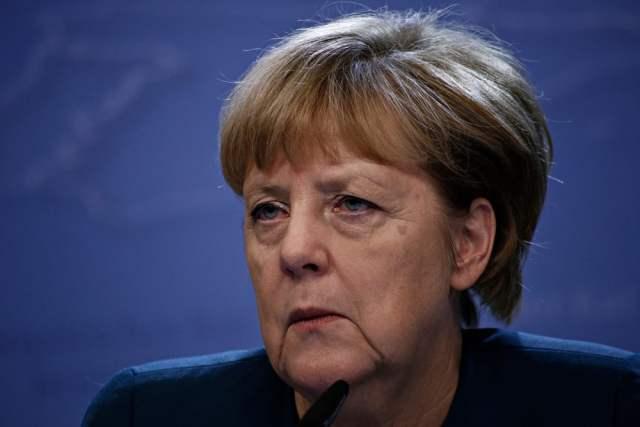 Angela Merkel (shutterstock.com/Von-Alexandros-Michailidis)