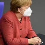 Berlin,,2020-12-09:,Angela,Merkel,Pictured,At,The,German,Bundestag,In