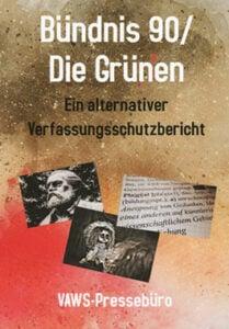 Werner Symanek - Bündnis 90 Die Grünen - Ein alternativer Verfassungsschutzbericht - Unterstützen Sie Jouwatch und erwerben das Buch über den Kopp Verlag - 16,80 Euro