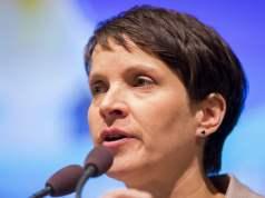 Frauke Petry (Bild: shutterstock.com/Von NordStock)