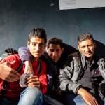 Budapest,-,September,7:,War,Refugees,Waiting,For,Train,At