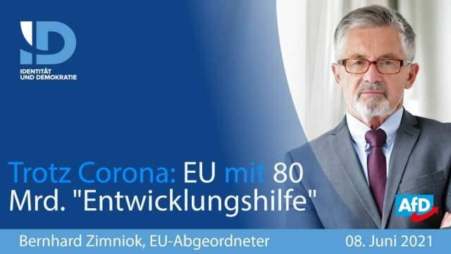 Trotz Corona: EU mit 80 Mrd