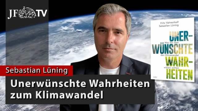 Unerwünschte Wahrheiten zum Klimawandel; Bild: Startbild Youtube